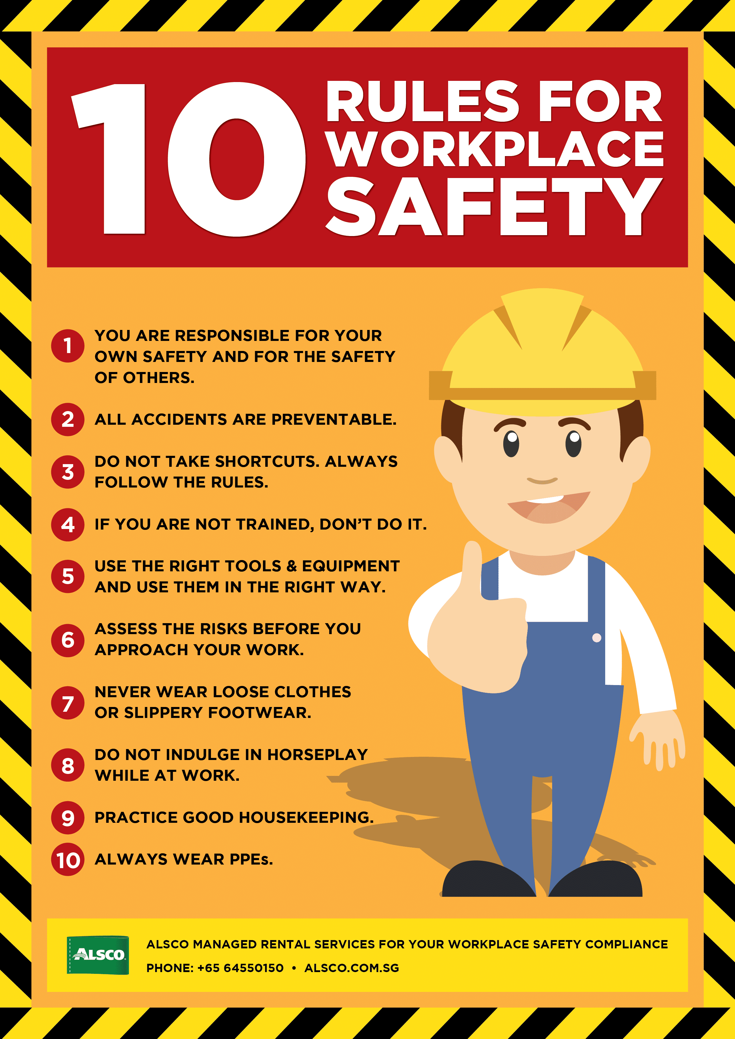 Refreshing image intended for free printable safety posters