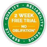 2-Week Free Trial Icon
