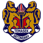 Temasek Secondary School official logo