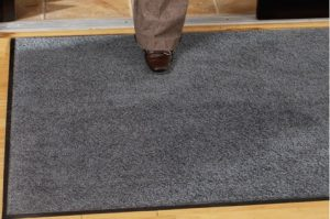 How the wrong dust control mat service is killing your business