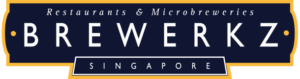 Brewerkz Singapore official logo
