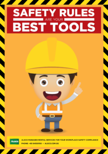 Safety rules are your best tools
