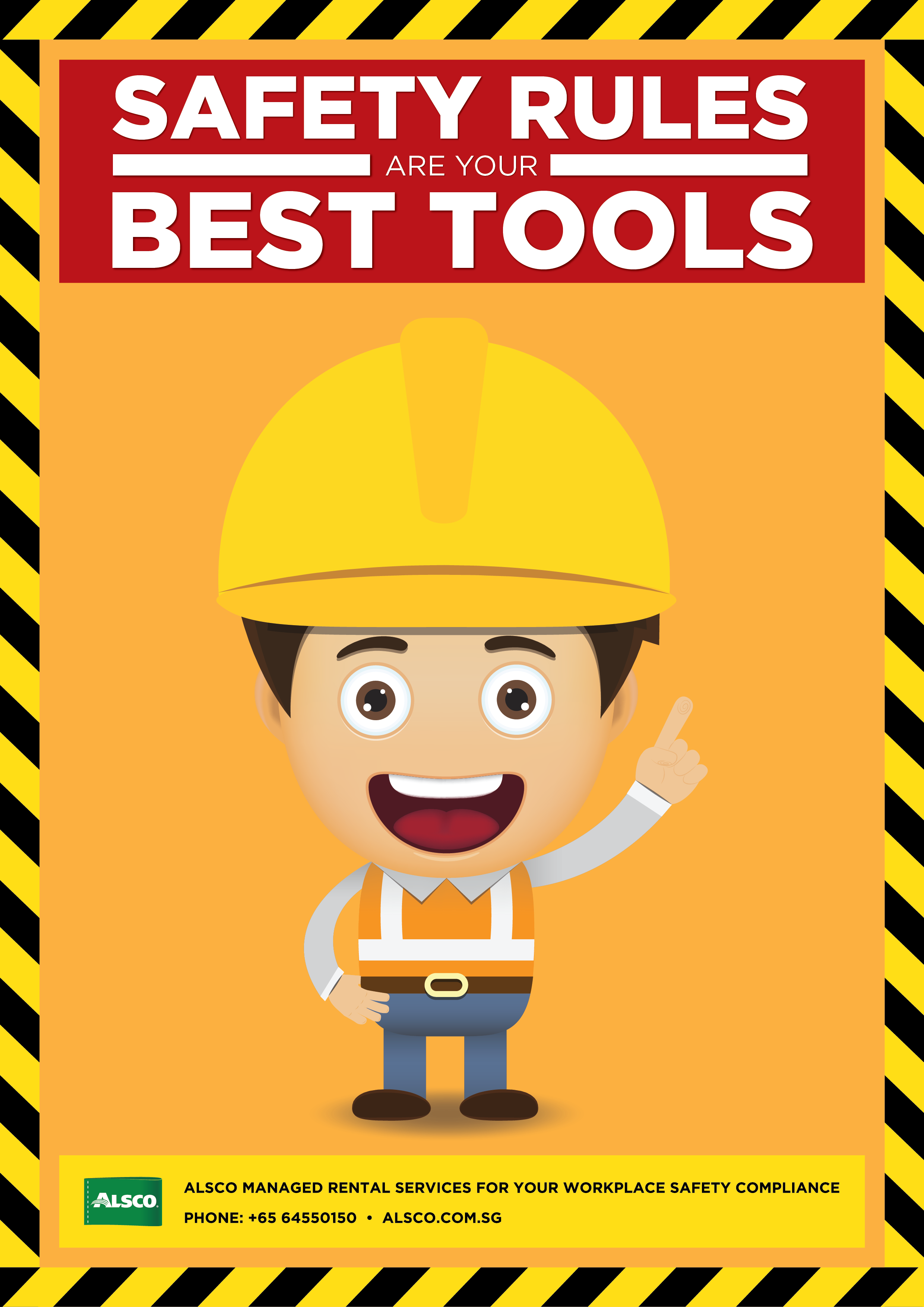 Workplace Safety Posters | Downloadable and Printable | Alsco
