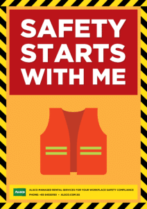 Safety starts with me