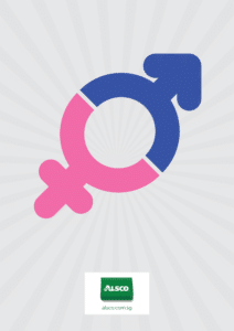 All Gender Sign Symbol