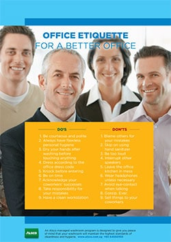 Office Etiquette Do's and Don'ts
