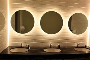 Washroom with great interior