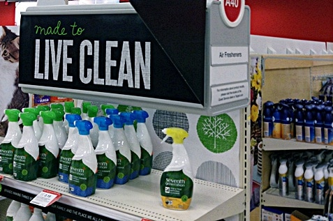 Environmental-friendly cleaning solutions