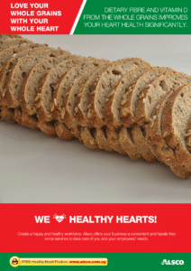 Workplace Resource: Heart Health - Eat Whole Grains