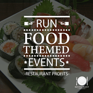 Restaurant tricks