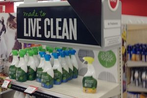 Environment-friendly cleaning products