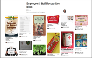 Employee and Staff Recognition Ideas