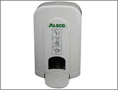 Alsco toilet seat sanitizer