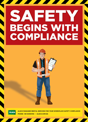 Safety Begins with compliance