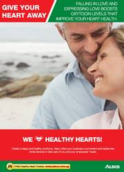 Workplace Resource: Heart Health -Love